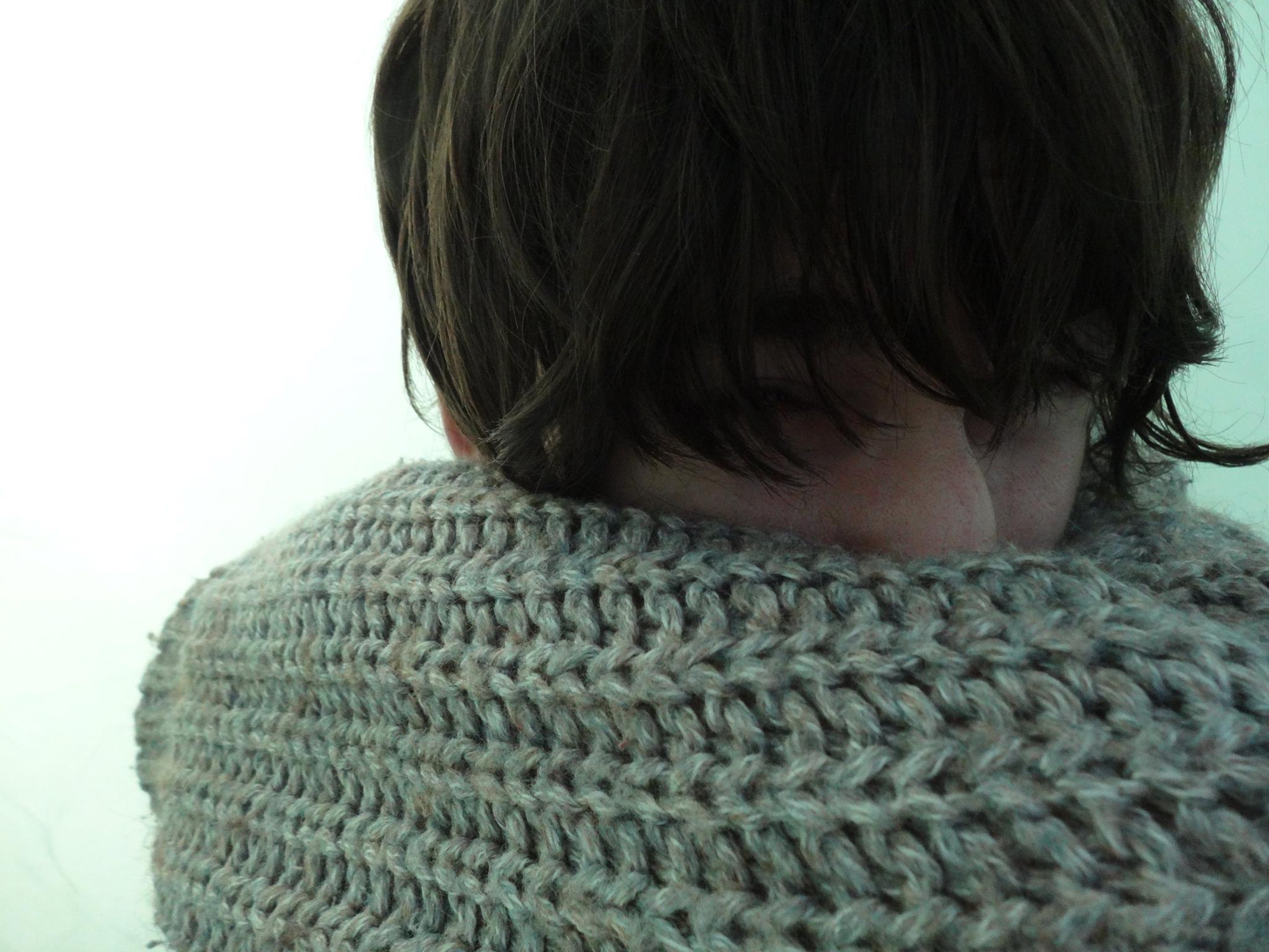 hikaru tenshin hokonono sweater in tent