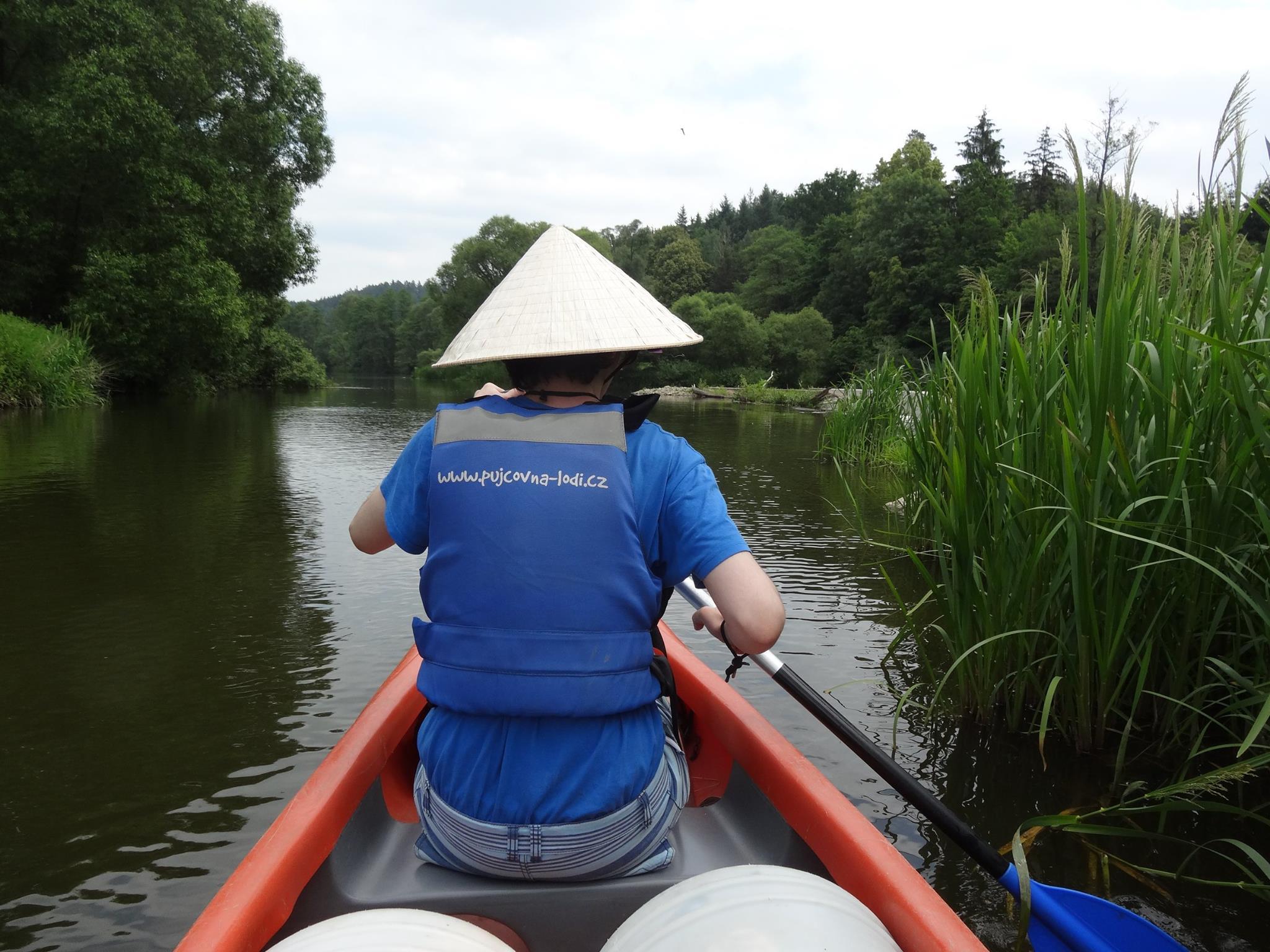 hikaru tenshin hokonono canoe water vacation