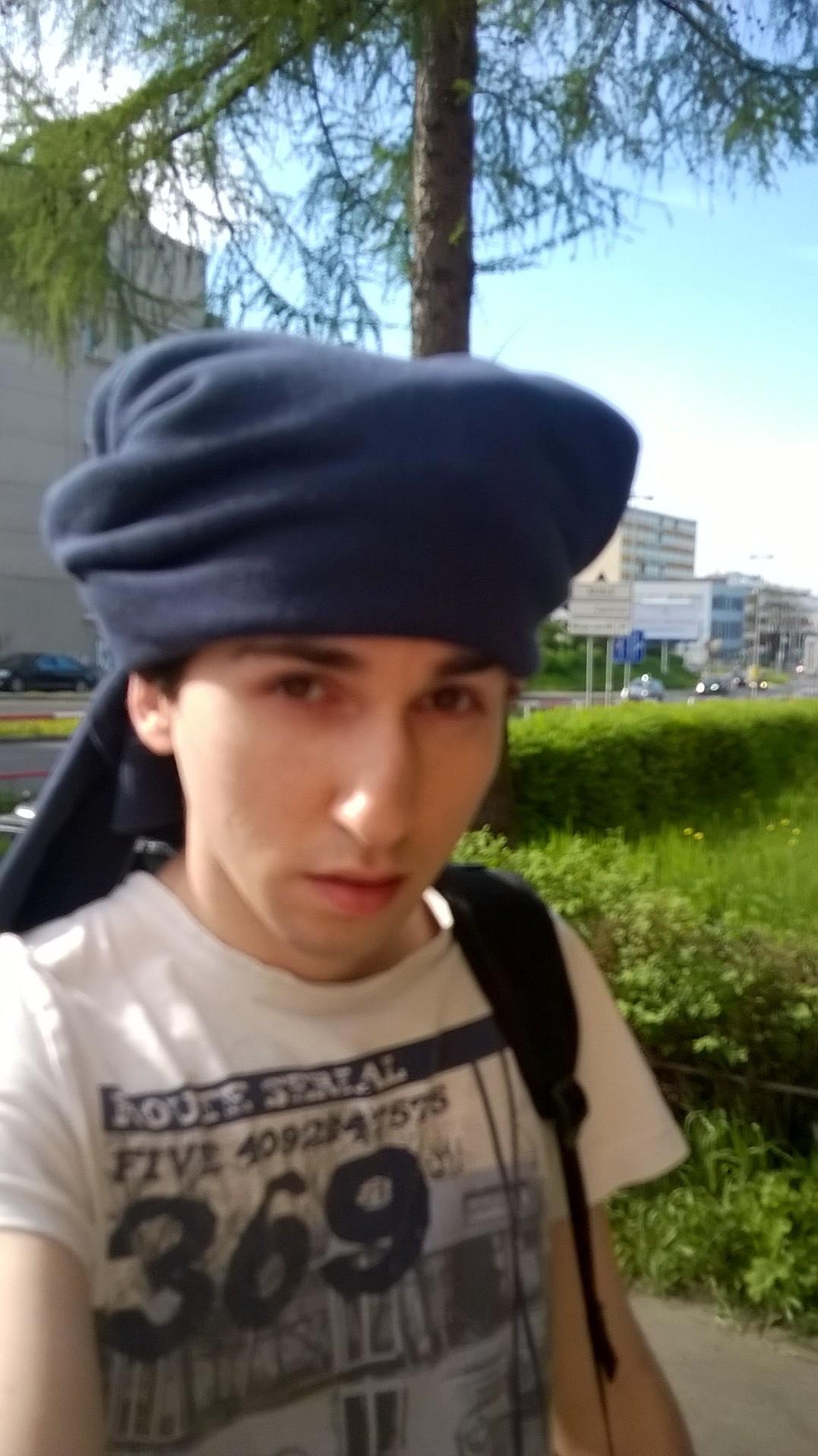 hikaru tenshin hokonono funny turban