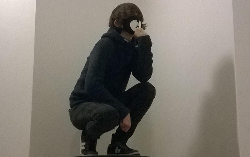 Jak jsem byl socha
